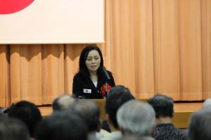 有 本 先生の講演