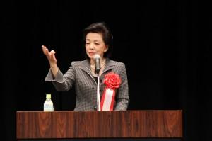 櫻井よしこ先生の講演