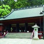 二荒山神社拝殿