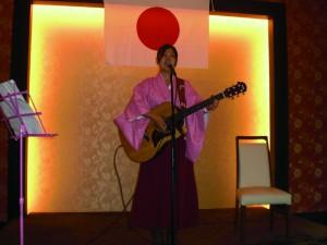 山口采希さんのライブ