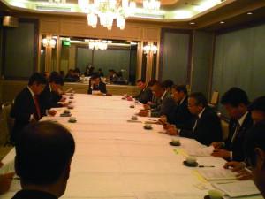 第2回地方議員連盟近畿ブロック会議