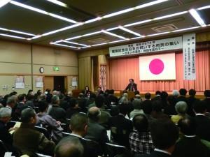 安本氏の講演