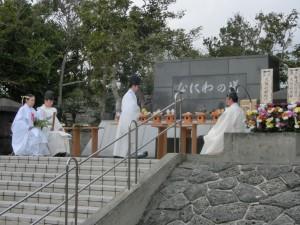 ~第4回沖縄なにわの塔慰霊祭に38名が参加~